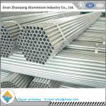 China Polished Aluminum Oval Tube Rectangular / Square Aluminum Profiles 6063 wholesale