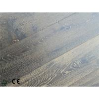 Buy cheap Oak Engineered Flooring, Brushed,chemical treated from wholesalers
