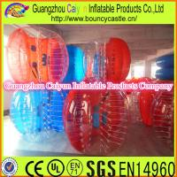 China Factory Delivery Inflatable TPU Bubble Soccer wholesale