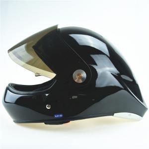 Full face Paragliding helmet GD-E Hang gliding helmet  Black colour