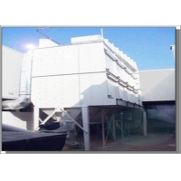 China Double Filtration Efficiency 0.1um Industrial Dust Collector wholesale