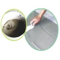 Buy cheap Grey Exterior Cement Based High Temperature Tile Adhesive / Ceramic Tile Glue from wholesalers