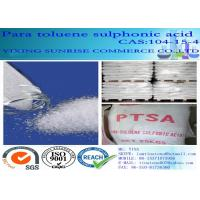 China Para Toluene Sulphonic Acid Foundry Chemicals CAS 104-15-4 For Medicine Industry wholesale
