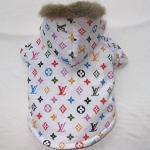 China winter fashion exquisite dog jacket wholesale