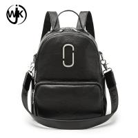 China Guangzhou bag manufacturer new fashion backpack travelling high quality black color luxury backpack wholesale