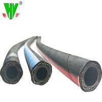 China Professional hydraulic hose manufacturer supply steel wire braid OEM rubber hoses sae100 r17 wholesale