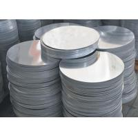 China 0.4-4.0mm A1060 Aluminum Round Disc Low Density Light Weight For Cookware / Lights on sale