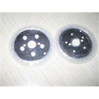 China UV - Resistance Reach Legislation Silicone Rubber Gear Wheel Cover Aluminium Metal wholesale