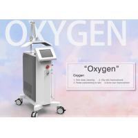 China Professional Facial Rejuvenation Water Oxygen Jet Peel Machine on sale