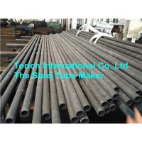 Quality ASTM A485 Cold Drawn Precision Steel Tubes / Steel Pipe For Automobiles for sale