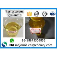 China Testosterone Cypionate Injectable Steroids Oils Testosterone Cypionate 250mg/Ml For Bodybuilding wholesale