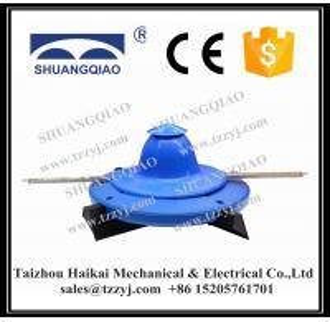 China aerator for fish farm, 2HP multi-function surge aerator, pool aerator wholesale