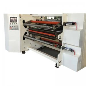 China YUYU Label Paper Jumbo Roll Slitter Rewinder Machine wholesale