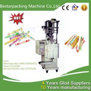 China 5g 8g 10g Automatic Sachet popsicle filling machine wholesale