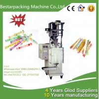 China high speed popsicle filling machine wholesale