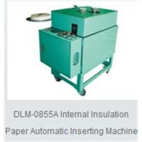 Buy cheap inner insulation paper insertion machine from wholesalers