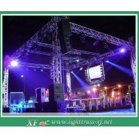 China Aluminum Favorites Compare Aluminum Stage Truss  / Aluminum Truss System wholesale