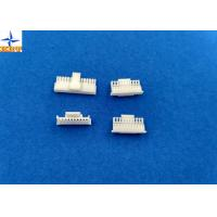 Quality wafer connector, CI14 Wire to board connectors pitch 1.00mm 180°single row  wafer with lock for sale