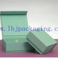 China hinged paper   box on sale