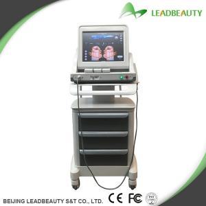 China East beauty hot sale best effect wrincle removal whitening face lift hifu beauty machine wholesale