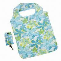 China Foldable shopping bag/shopping bag in various designs, customized designs and sizes are accepted wholesale
