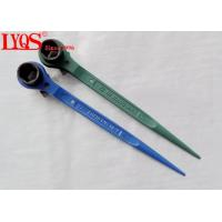 China High Strength Scaffold Ratchet Wrench , Reversible Ratchet Podger Spanners wholesale