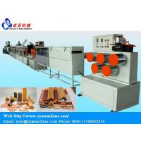 Wholesale WPC Wood Plastic Lumber/Cladding Panel Production Line from china suppliers