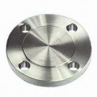 China Blind Flange, Made of Carbon or Stainless Steel wholesale