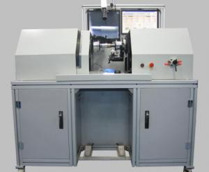 China Customized Industrial LCD Monitor Gyro Fiber Optic Winding Machine Low Power consumption Automatic unwinding function wholesale