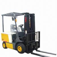 China Counter-balanced Electric Forklift with Maximum Lift Capacity of 2.5T wholesale