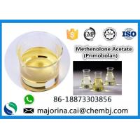 China Primobolan / Methenolone Acetate for Muscle Growth Bodybuilding Steroids Supplements CAS434-05-9 wholesale