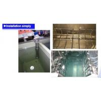 China Liquid Treatment Ultrasonic Generator And Transducer Stainless Steel Material on sale