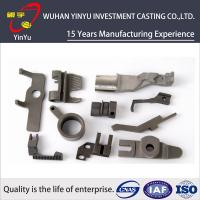China Industrial Sewing Machine Parts Looper By Lost Wax Investment Casting Process wholesale