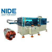 China Electric Motor Stator Coil Forming Machine , Copper Wire Middle Shaping Machine wholesale