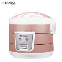 Wholesale SANSUI 3L Flash color pearl shell; bright hand drawn design for easy cleaning rice cooker,with 3C from china suppliers