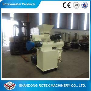 China Customized Animal Feed Pellet Machine , hops / grass / alfalfa pellet machine wholesale