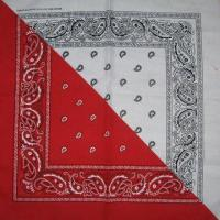 China Bandana Hat, Customized Logo Printings are Accepted, Available in Various Colors and Sizes wholesale