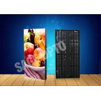 China High Brightness LED Curtain Screen LED Window Signs Indoor Fireproof wholesale