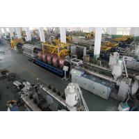 China Double Wall Corrugated Pipe Production Line For HDPE / PP / PVC Pipe wholesale