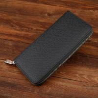 China Multi Card Bits Genuine PU Black Leather Wallet Womens For Putting Iphone 6 Plus wholesale
