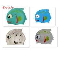 China children cartoon swimming cap wholesale