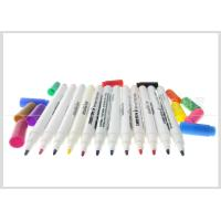 China Kearing Brand Multi-Color Textile Permanent T-Shirt Drawing Pens 1.0mm Fiber Nib For Painting On Shoes #FM10 wholesale