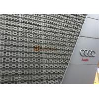 China Perforated Aluminum Decorative Panels With Rhombic Pattern for Audi Workshop wholesale