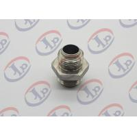 Quality 304 Stainless Steel Custom CNC Parts , Both End Thread Stainless Steel Joints for sale