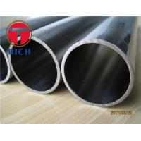 Quality 304 Stainless Seamless Hydraulic Cylinder Tube Cold Drawn Steel Honed Tube for sale