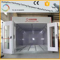 Car painting and drying cabin oven for sale HC910 professional manufacturer