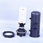 China 48 Core Fiber Optic Splice Closure Vertical / Dome Type Heat Shrinkable Structure wholesale