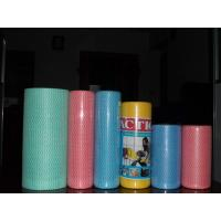 China Biodegradable Non Woven Fabric For Household , Spunlace Viscose Nonwoven Fabric wholesale