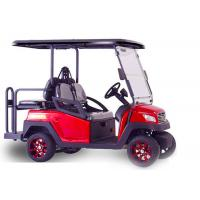 China Special Design Electric Car Golf Cart , Multi Functional Motorised Golf Trolley wholesale