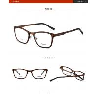 Quality Multi Color Square Optical Frames / Metal Womens Designer Glasses Young for sale